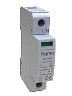 Ограничитель перенапряжений ОПН / OVR разрядник молиниезащита грозозащита сетей 220 В