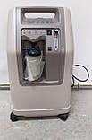 Концентратор кислорода DeVilbiss 515 KS Oxygen Concentrator, фото 4