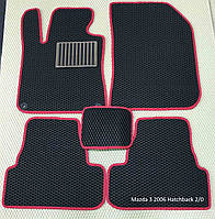 EVA коврики в машину: Mazda 3 2006, Hatchback 2/0, Audi A6 C6 2/2/2/2