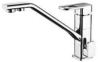 Смеситель для кухни с подключением фильтрованной воды 2 в 1 ELGHANSA Mondschein New 56B2233