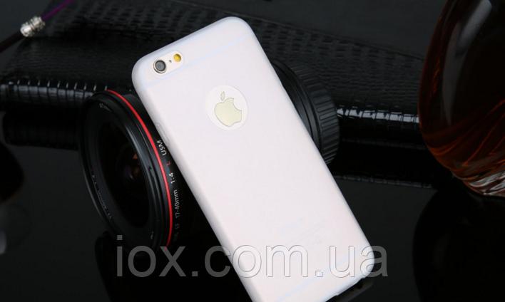 Силиконовый прозрачный для Iphone 6