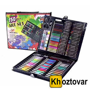 Набор для детского творчества в чемодане   150 предметов