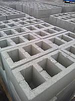 Блоки стеновые вибропрессованные