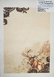 Дизайнерская канва № 16 - ДК 16-92 б