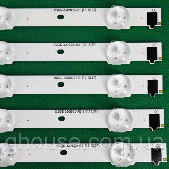 LED подсветка Samsung 2013SVS32F D2GE-320SC0