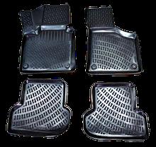 Килимки автомобільні в салон RIZLINE для AUDI A3 2003-2012 S-0013