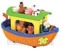 Игровой набор - НОЕВ КОВЧЕГ (на колесах, озвуч. рус. яз.) от Kiddieland - preschool - под заказ