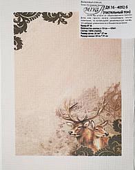 Дизайнерська канва № 16 - ДК 16-4092 б