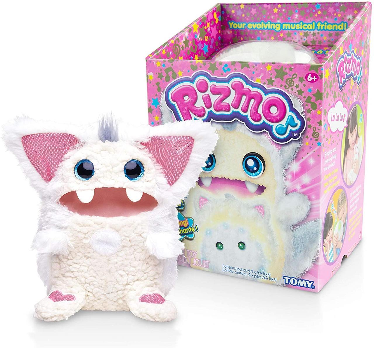 Интерактивная игрушка Ризмо Rizmo Evolving Musical Friend Snow Оригинал