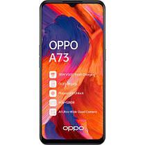 Смартфон OPPO A73 4/128GB Navy Blue UA, фото 2