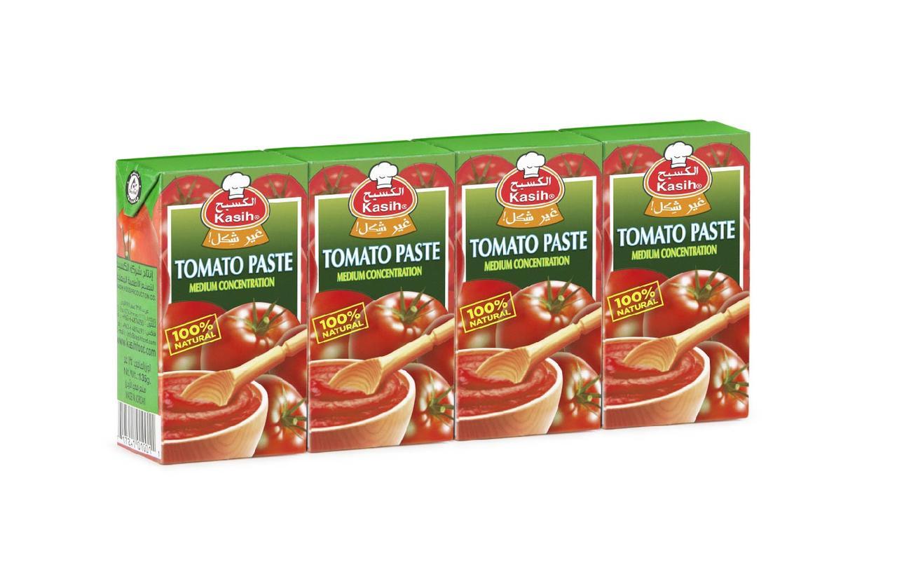 Томатная паста Durra Иордания 4шт по 135 грамм