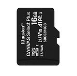 Карта памяти micro SD KINGSTON 64GB, фото 3