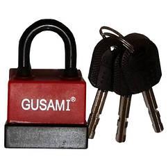 Замок навесной Gusami Extra 50 мм