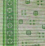 Коврик ширина 65 см на метраж для Ванной Туалета Кухни Коридор Дорожка Зелёная дорожка Аквамат, фото 7