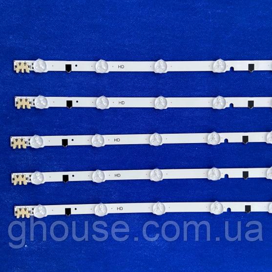 LED подсветка Samsung UE32F6100 подсветка D2GE-320SC0