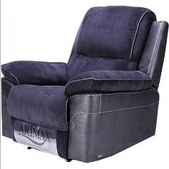 Крісла тканинні