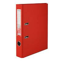 """Папка-регистратор (сегрегатор) """"Axent Delta"""" D1713-06C, односторонняя, формат A4, толщина 50 мм, красная"""