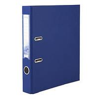 """Папка-регистратор (сегрегатор) """"Axent Delta"""" D1713-02C, односторонняя, формат A4, толщина 50 мм, синяя"""