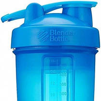 Шейкер спортивный BlenderBottle ProStak 650ml с 2-мя контейнерами Cyan SKL24-144866, фото 3