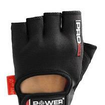 Перчатки для фитнеса и тяжелой атлетики Power System Pro Grip Black Xxl PS-2250 SKL24-145097, фото 3