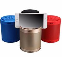 Беспроводная портативная Bluetooth колонка HFQ3 c подставкой для смартфона