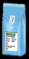 "Кава в зернах J.J.Darboven- ID Blue ""Brasilien""  250 гр"