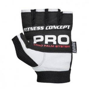 Перчатки для фитнеса и тяжелой атлетики Power System Fitness PS-2300 Black-White S SKL24-145458, фото 2