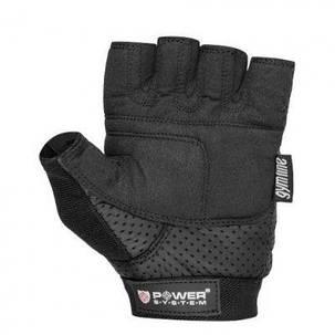 Перчатки для фитнеса и тяжелой атлетики Power System Power Plus PS-2500 Black S SKL24-145474, фото 2