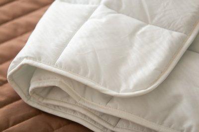 Одеяло Prestige лето 200х220 см белое SKL29-150241