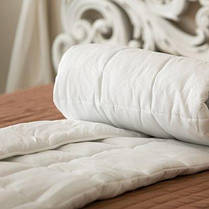 Одеяло Prestige лето 200х220 см белое SKL29-150241, фото 3