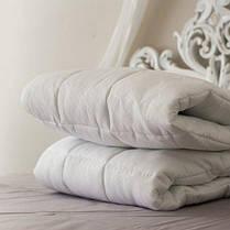 Одеяло Prestige лето 200х220 см белое SKL29-150241, фото 2