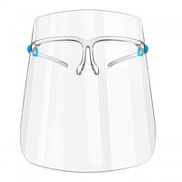Защитный экран для лица | Прозрачный пластиковый экран
