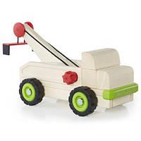 Игрушка Guidecraft Block Science Trucks Большой эвакуатор (G7532), фото 1