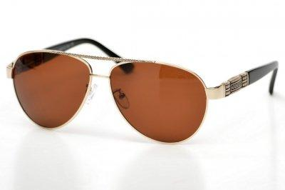 Мужские брендовые очки с поляризацией 10001br SKL26-146454
