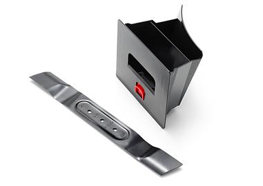 Комплект заглушка BioClip + нож BioClip для Husqvarna LC 141Li, LC 141C   5892227-01