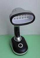 Переносной светильник фонарь настольный 12 светодиодов
