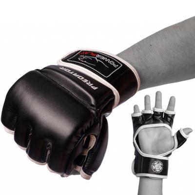 Рукавички для Mma PowerPlay 3056 Чорні XL SKL24-144399