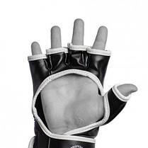 Рукавички для Mma PowerPlay 3056 Чорні XL SKL24-144399, фото 2