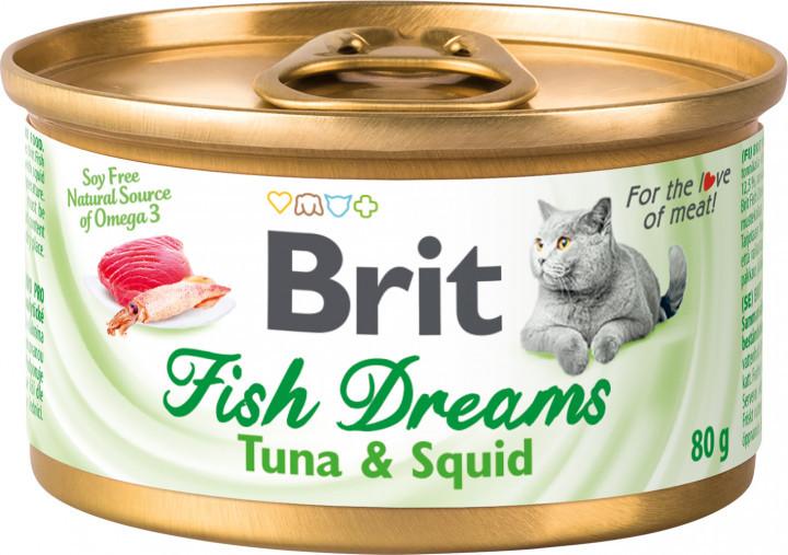 Консерви Brit Care Cat Chicken Breast 80 г (куряча грудка)