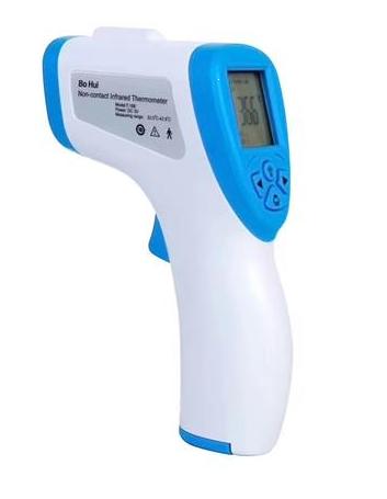 Термометр бесконтактный электронный инфракрасный BoHui T-168