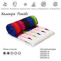 """Силиконовое одеяло """"Pencils"""" облегченное 140х205 см, фото 1"""