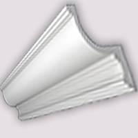 Карнизы из пенополистирола (с армирующим покрытием)