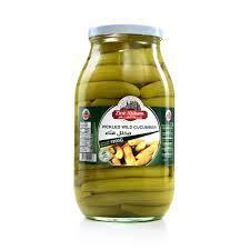 Дикие огурцы Zine (ливанский рецепт) 1.9 кг