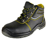 """Черевики захисні робочі з металевим носком Cemto """"PROFI-M"""" (8012) 40, фото 1"""