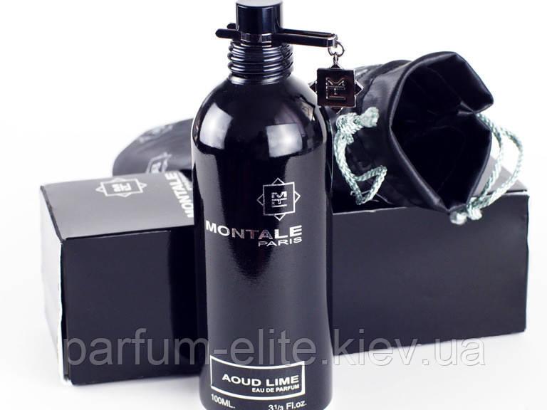 Парфумована вода унісекс Montale Aoud Lime 100ml