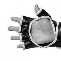 Рукавички для Mma 3056 А Чорно-Білі XL SKL24-144650, фото 3