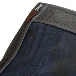 Большая дорожная сумка для вещей Organize серый P001 SKL34-176398, фото 2