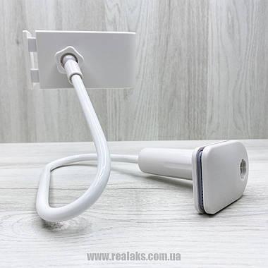 Настольный держатель планшета BOROFONE BH24 Bright shell (White), фото 3