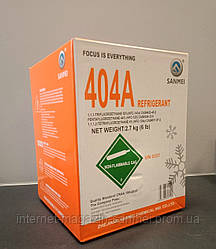Фреон R404А / Холодоагент R-404A Sanmei (original Japan TM)