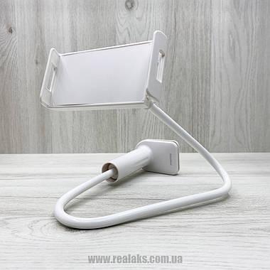 Настольный держатель планшета BOROFONE BH24 Bright shell (White), фото 2